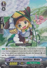 Dandelion Musketeer, Mirkka - PR/0150EN - PR