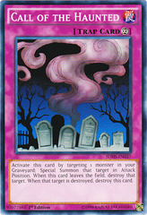 Call of the Haunted - SDHS-EN037 - Common - 1st Edition on Channel Fireball