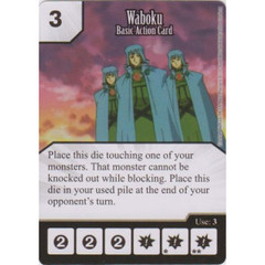 Waboku - Basic Action Card (Card Only)