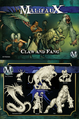 Claw and Fang - Marcus Box Set