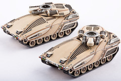 Dropzone Commander - PHR Juno A2 Infantry Fighting Vehicle (2)