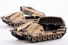 Dropzone Commander - PHR Taranis MLRS Battery (2)
