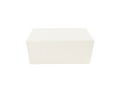 DEX Protection Deck Box: Creation - White Large