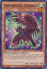 Performapal Spikeagle - SECE-EN004 - Common - Unlimited Edition