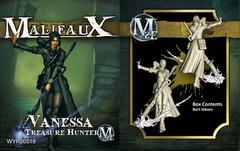 Vanessa, Treasure Hunter