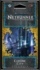 Android: Netrunner Data Pack - Chrome City