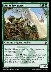 Aerie Bowmasters - Foil