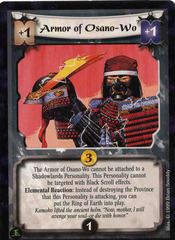 Armor of Osano-Wo