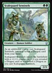 Scaleguard Sentinels - Foil