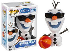 #120 - Summer Olaf (Frozen)