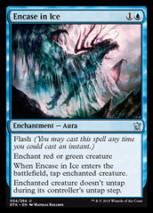 Encase in Ice - Foil