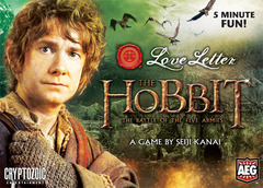 Love Letter: The Hobbit - The Battle of the Five Armies (Boxed)