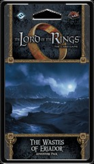 The Lord of the Rings: The Card Game - The Wastes of Eriador Adventure Pack