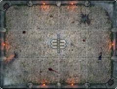 Mage Wars Westlock Playmat