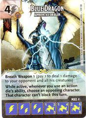 Blue Dragon - Apprentice Dragon (Card Only)