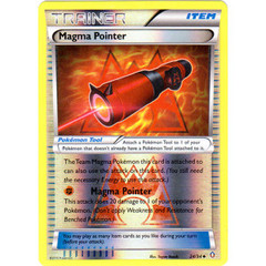 Magma Pointer - 24/34 - Uncommon - Reverse Holo