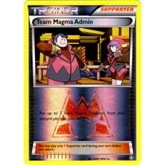 Team Magma Admin - 29/34 - Uncommon - Reverse Holo