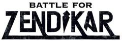 Battle for Zendikar Booster Pack - French