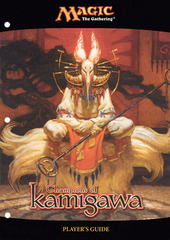 Champions of Kamigawa Player's Guide