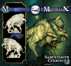 Sabertooth Cerberus (2E)