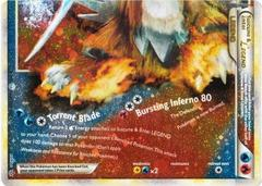 Suicune and Entei LEGEND (Bottom) - 95/95 - Rare Holo Legend