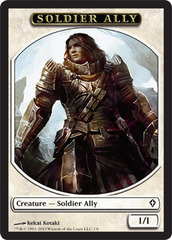 Soldier Ally Token