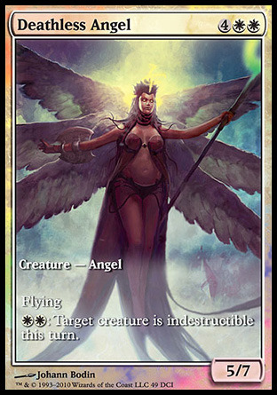 Deathless Angel (Rise of the Eldrazi Game Day)
