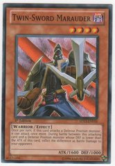 Twin-Sword Marauder - 5DS3-EN016 - Common - 1st Edition
