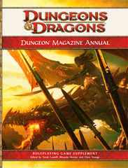 4th Edition Dungeon Magazine Annual