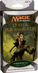 Duels of the Planeswalkers: Ears of the Elves – The Nissa Revane Deck