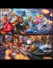 Mutants & Masterminds GM's Kit