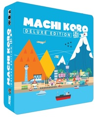 Machi Koro: Deluxe Edition