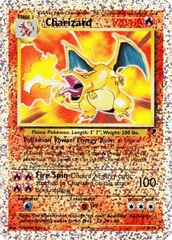 Charizard - S1/S4 - Legendary Collection Box Topper Oversized Promo