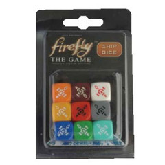 Firefly The Game - Ship Dice