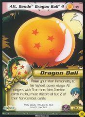 Alt. Dende Dragon Ball 4