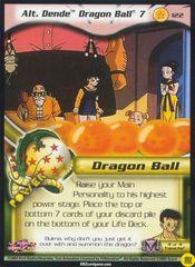 Alt. Dende Dragon Ball 7