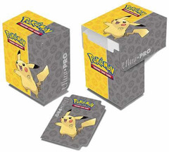 Ultra Pro Pikachu Deck Box
