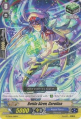 Battle Siren, Carolina - G-TD04/018
