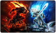 Inked War Within Playmat