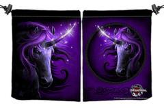 Black Magic Unicorn Dicebag