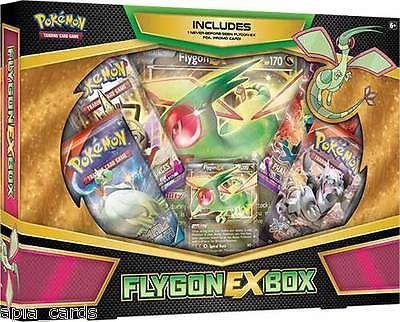Flygon EX Box