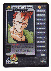 Android 16, the Warrior (Level 4)