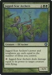 Jagged-Scar Archers on Channel Fireball