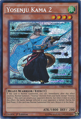 Yosenju Kama 2 - THSF-EN004 - Secret Rare - Unlimited Edition