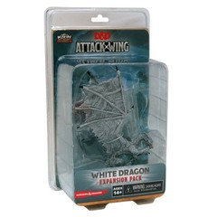 Attack Wing: Dungeons and Dragons Wave Six White Dragon Expansion Pack