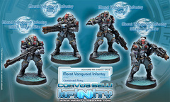 Morat Vanguard Infantry Box (280661-0468)