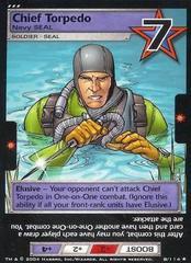 Chief Torpedo, Navy SEAL