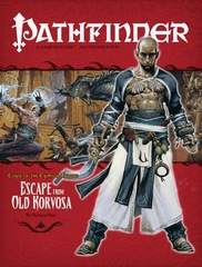 Pathfinder #9Curse of the Crimson Throne Chapter 3: