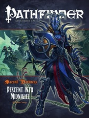 Pathfinder Adventure Path #018: Descent into Midnight (Second Darkness 6 of 6)