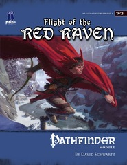 Pathfinder Module W3: Flight of the Red Raven